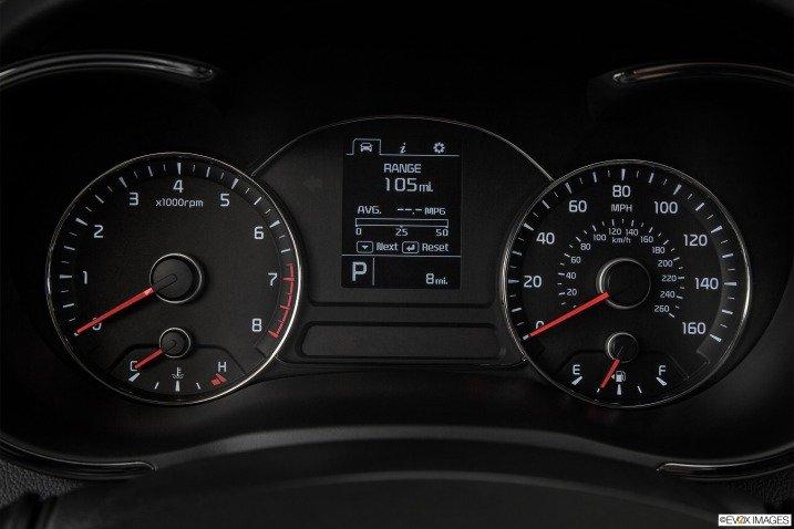 Bảng đồng hồ lái Kia Cerato 2015