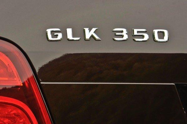 Đuôi xe Mercedes-Benz GLK-Class 2014 2