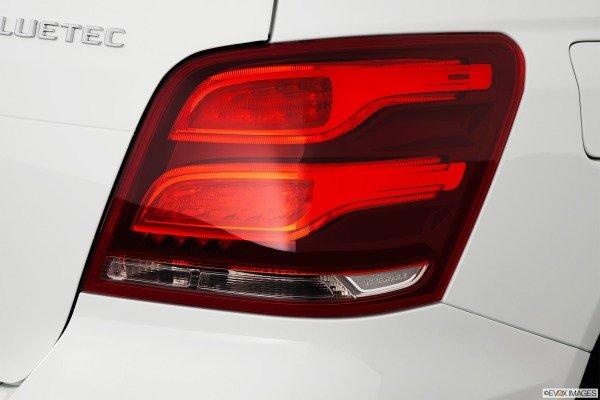 Đuôi xe Mercedes-Benz GLK-Class 2014 3