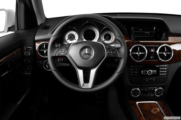 Vô-lăng Mercedes-Benz GLK-Class 2014 1
