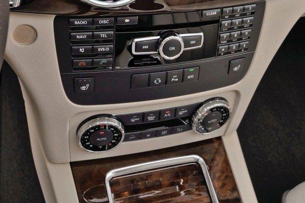 Trang bị tiện nghi Mercedes-Benz GLK-Class 2014
