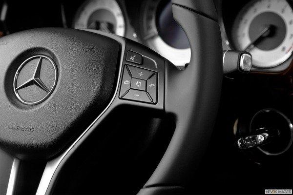 Vô-lăng Mercedes-Benz GLK-Class 2014 3
