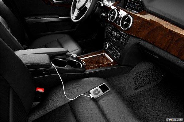 Trang bị tiện nghi Mercedes-Benz GLK-Class 2014 5