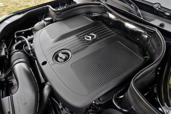GLK 2014 sở hữu động cơ V6, công suất 302 mã lực 1