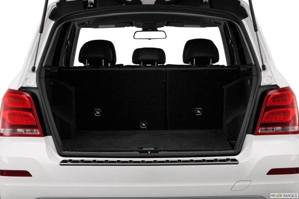 Khoang chứa đồ Mercedes-Benz GLK-Class 2014 3