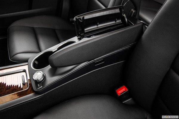 Trang bị tiện nghi Mercedes-Benz GLK-Class 2014 7