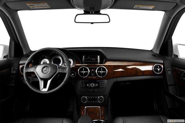 Nội thất Mercedes-Benz GLK-Class 2014 đã sang trọng hơn so với trước 1