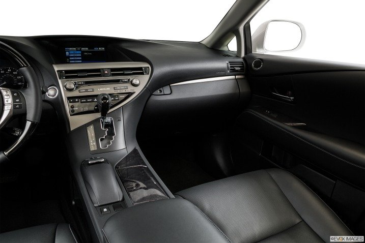 Bảng tablo Lexus RX 350 2015 2