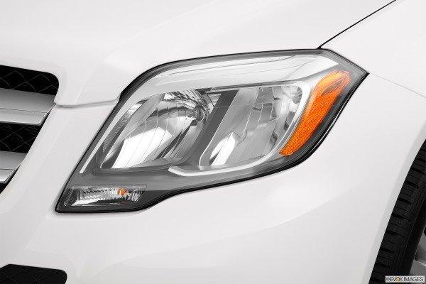 Đầu xe Mercedes-Benz GLK-Class 2014 3