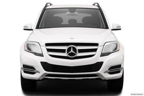 Đầu xe Mercedes-Benz GLK-Class 2014
