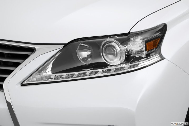 Đầu xe Lexus RX 350 2015 3