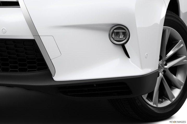 Đầu xe Lexus RX 350 2015 2