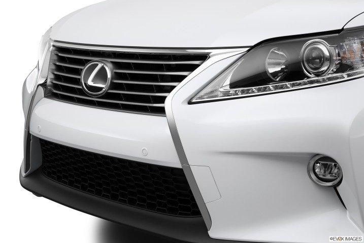Đầu xe Lexus RX 350 2015 4