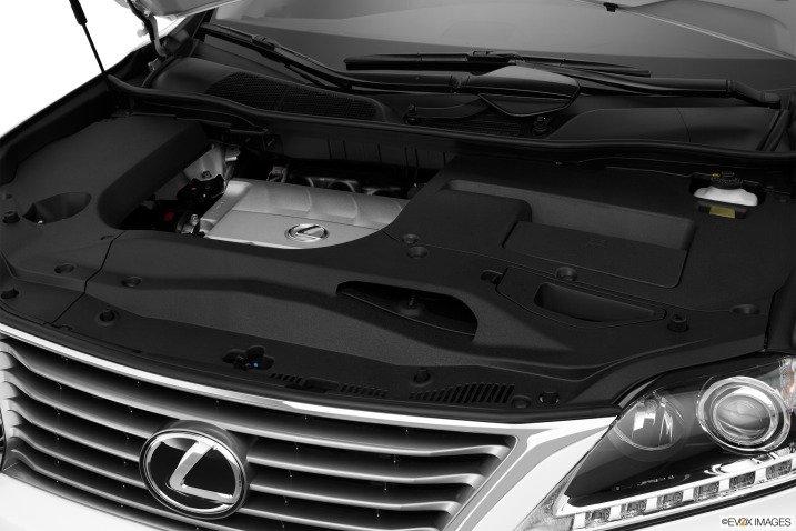 Lexus RX 350 2015 sở hữu động cơ 3.5 lít V6 1