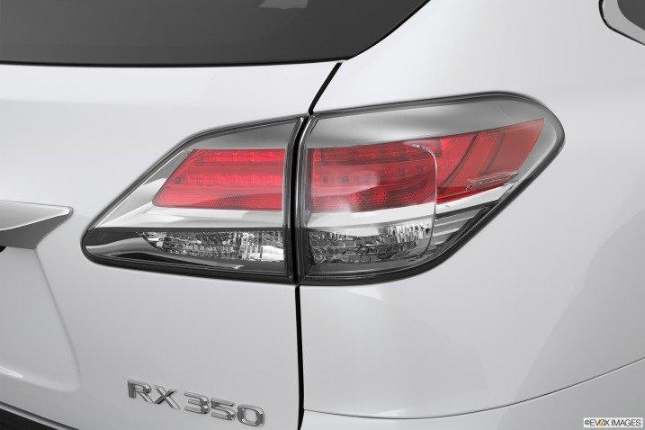 Đuôi xe Lexus RX 350 2015 2