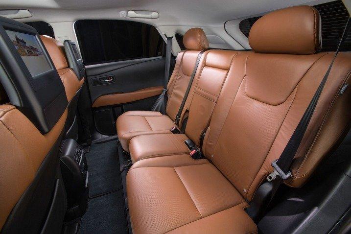 Ghế xe Lexus RX 350 2015 2