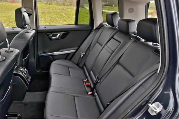 Ghế ngồi Mercedes-Benz GLK-Class 2014