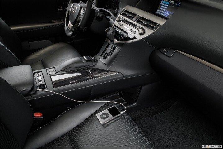 Trang bị tiện nghi Lexus RX 350 2015 5