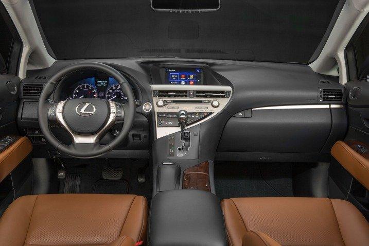 Đánh giá Lexus RX 350 sở hữu nội thất sang trọng hàng đầu 1