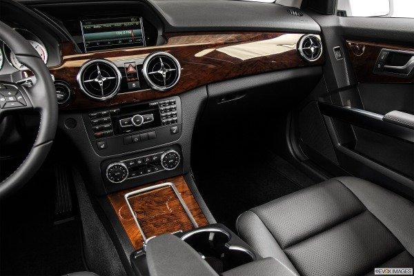 Bảng điều khiển Mercedes-Benz GLK-Class 2014