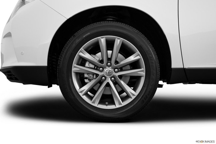 Thân xe Lexus RX 350 2015 3
