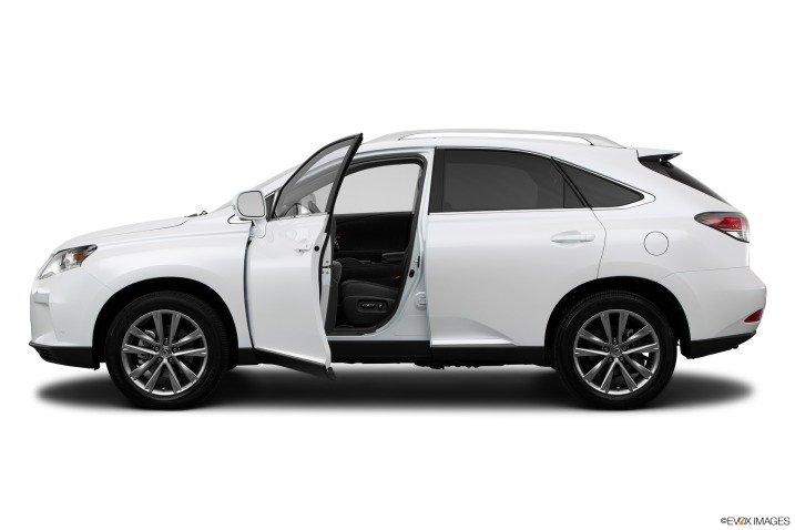 Thân xe Lexus RX 350 2015 2