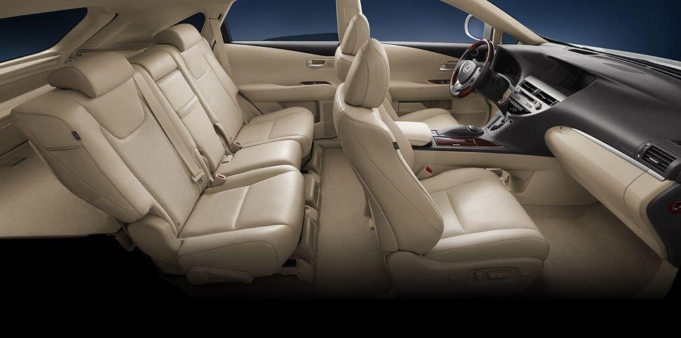 Đánh giá Lexus RX 350 2015 tiện nghi và hiện đại 1