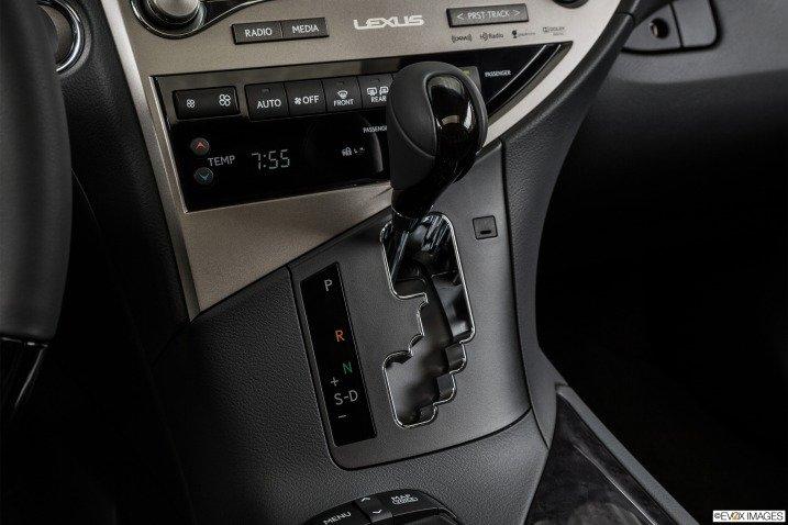 Trang bị tiện nghi Lexus RX 350 2015 7