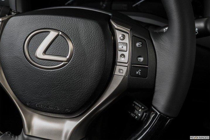 Vô-lăng Lexus RX 350 2015 2