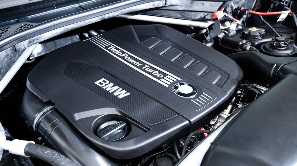 BMW X6 2015 đang được phân phối tại Việt Nam là phiên bản xDrive30d`