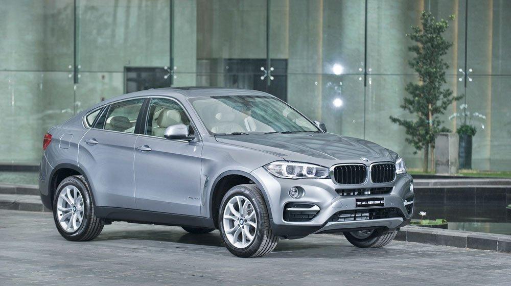 Đánh giá xe BMW x6 2015 về diện mạo khá giống với X6 mới 1