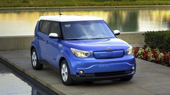 """Đánh giá xe Kia Soul EV 2015 - mẫu """"xe xanh"""" của đô thị 1"""