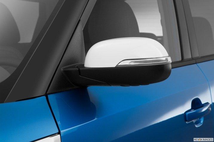 Thân xe Kia Soul EV 2015 2