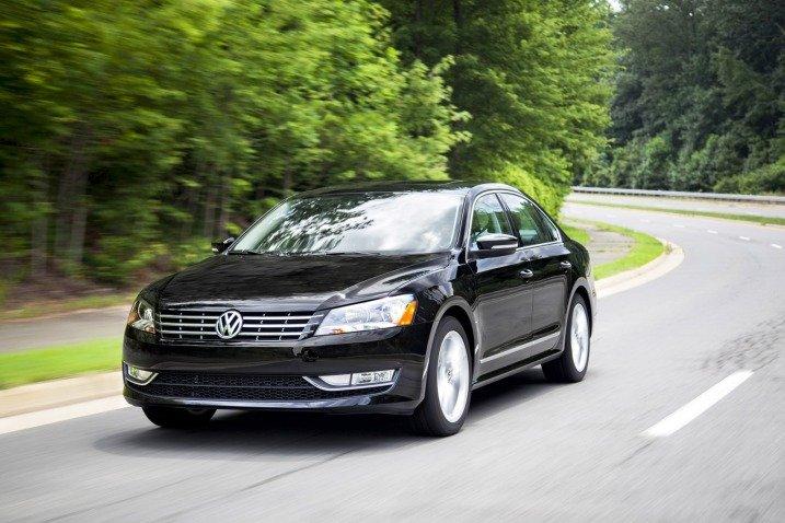 Volkswagen Passat Sedan 2015 thực sự đã thổi một làn gió mới vào phân khúc sedan hạng trung 1