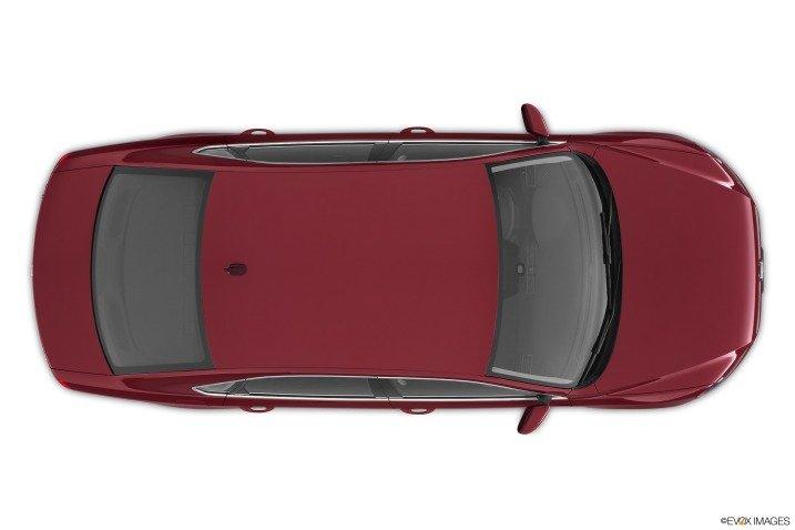 Thân xe Volkswagen Passat Sedan 2015 1