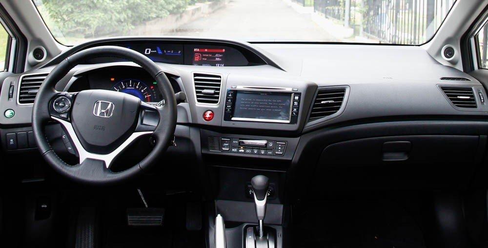 Honda Civic 2015 1