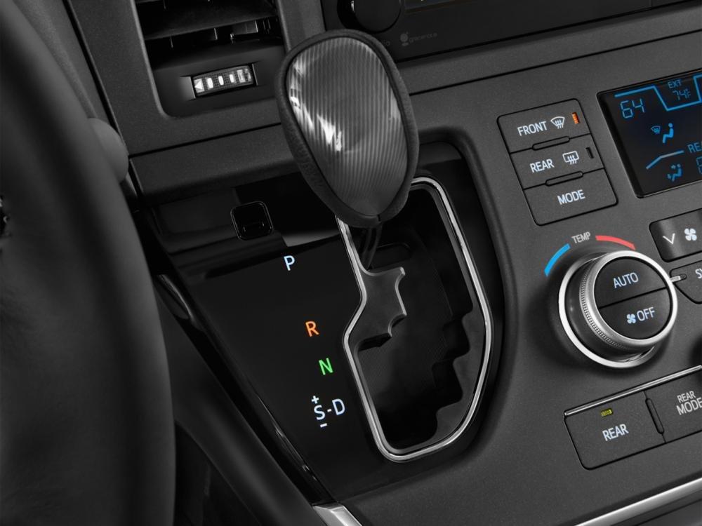 Cần gạt số xe Toyota Sienna 2015