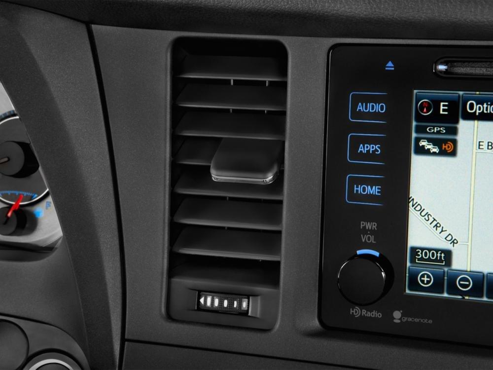 Tiện nghi trên xe Toyota Sienna 2015
