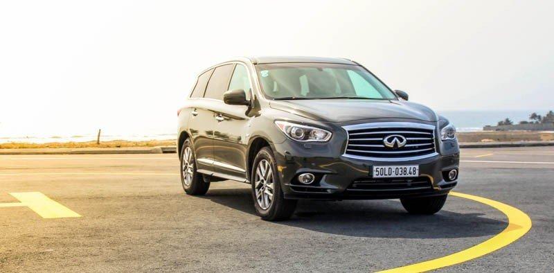 Infinitive QX60 2015 được đánh giá là sản phẩm ngon, bổ, rẻ trong phân khúc sedan hạng sang gia đình 1