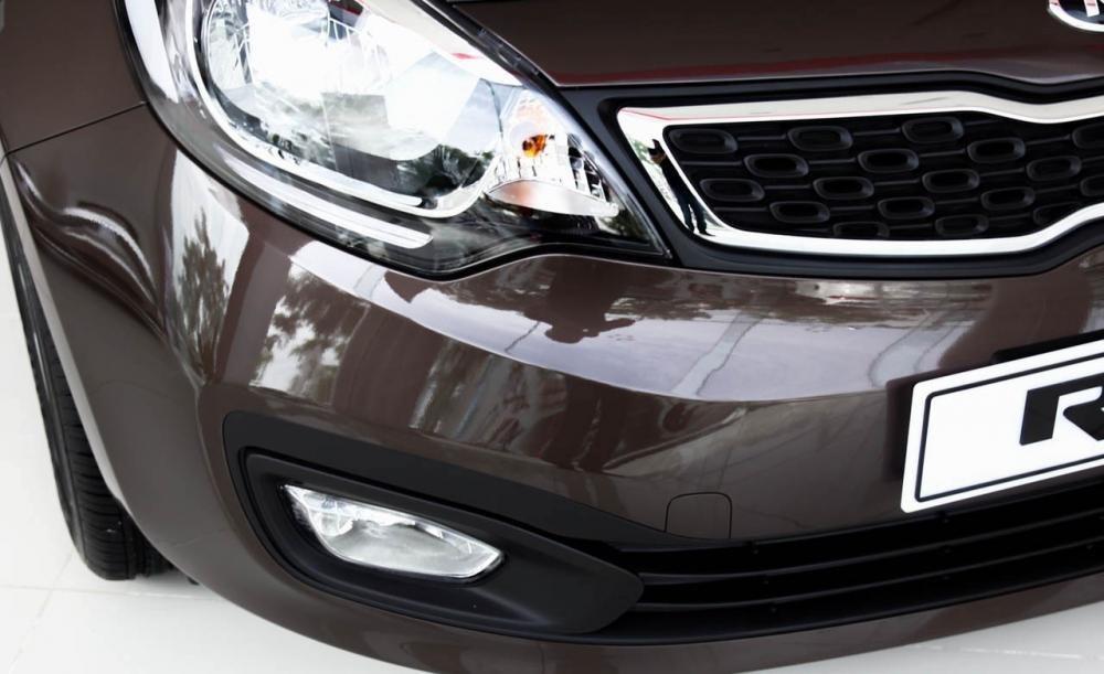 Đánh giá đầu xe Kia Rio sedan 2014