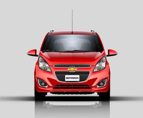 Đánh giá đầu xe Chevrolet Spark Zest 2014