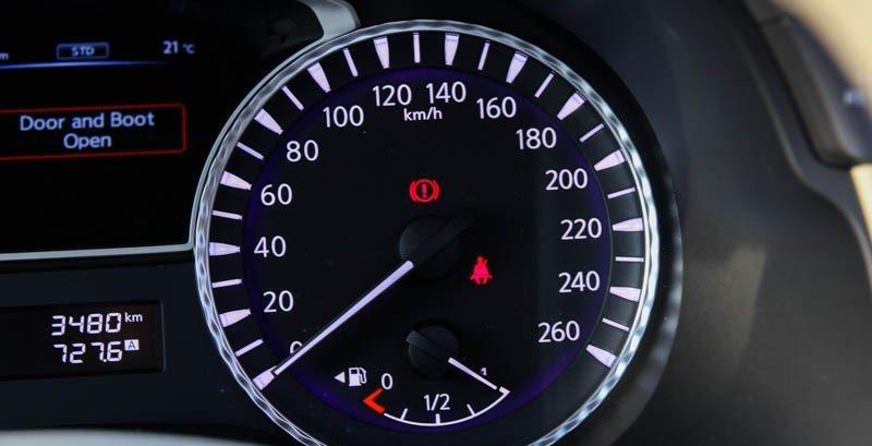 Đồng hồ tốc độ và đồng hồ xăng 1