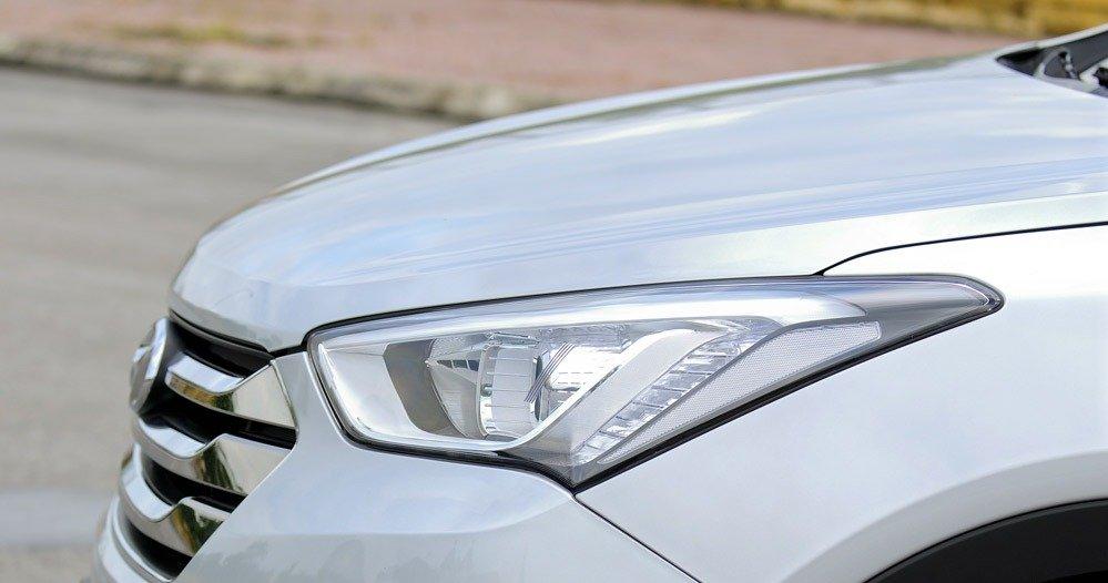Đánh giá đầu xe Hyundai Santa Fe 2014