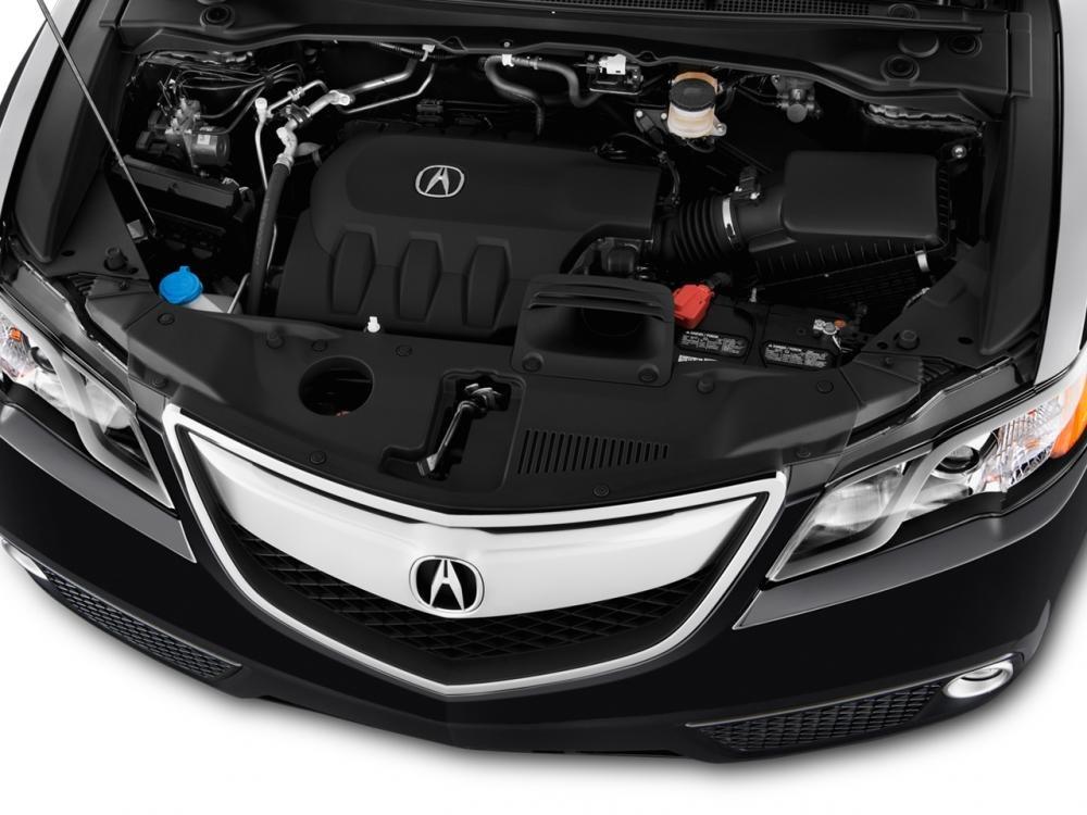 Đánh giá động cơ Acura RDX 2014