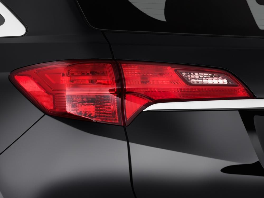 Đánh giá đuôi xe Acura RDX 2014