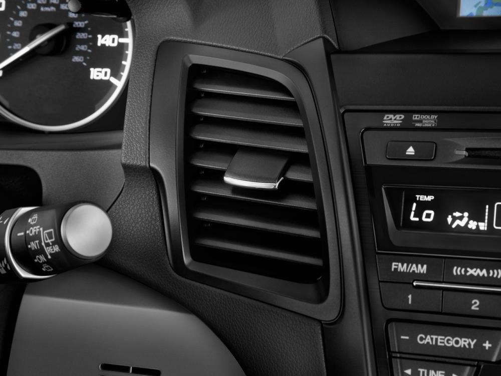 Đánh giá tiện nghi Acura RDX 2014