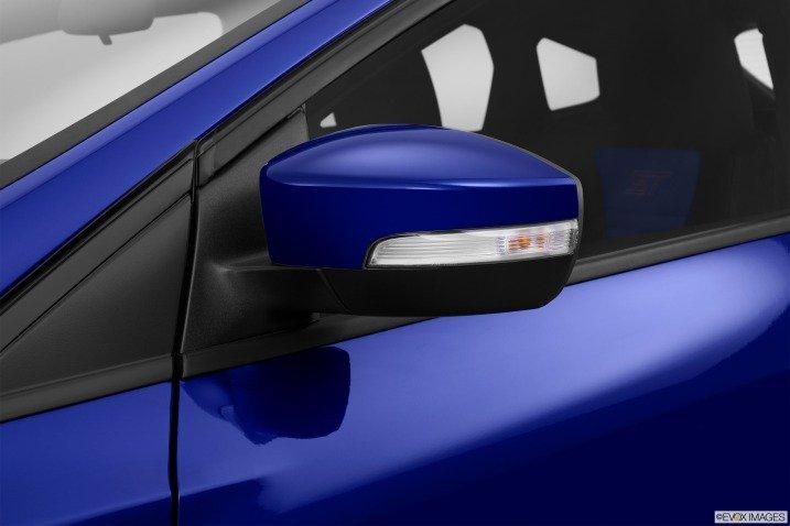 Đánh giá thân xe  Ford Focus ST 2014