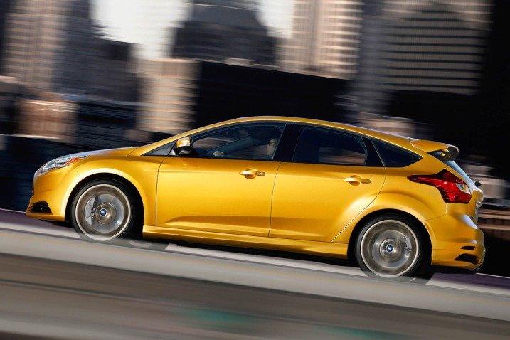 Đánh giá vận hành xe Ford Focus ST 2014