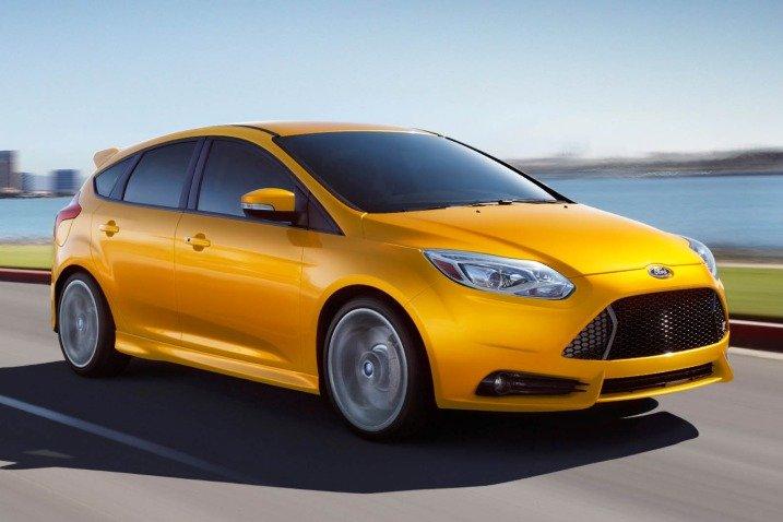 Đánh giá Ford Focus ST 2014