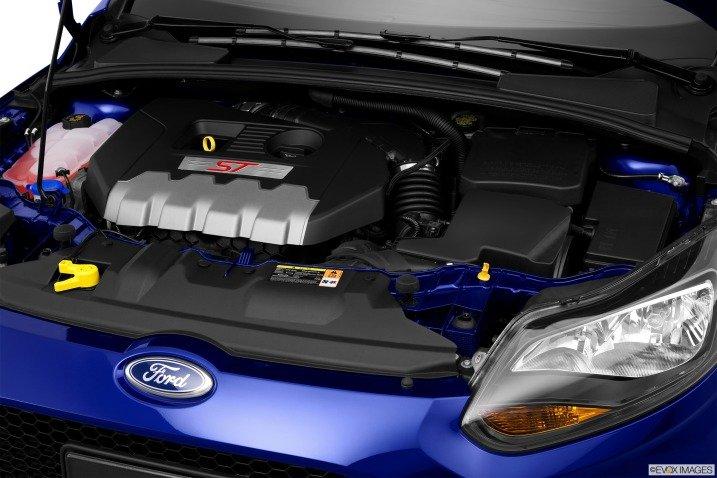 Đánh giá động cơ Ford Focus ST 2014